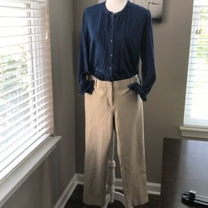 Ann Taylor Size 6 pants and Old Navy Denim Top M!